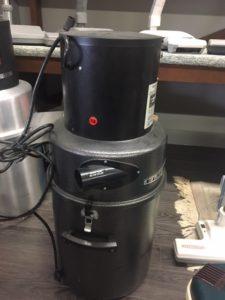 electrolux vacuum used